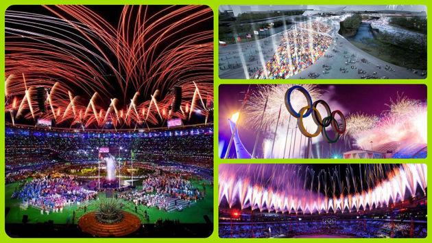 هنرمندان در المپیک ریو برای نخستین بار حضور یافتند