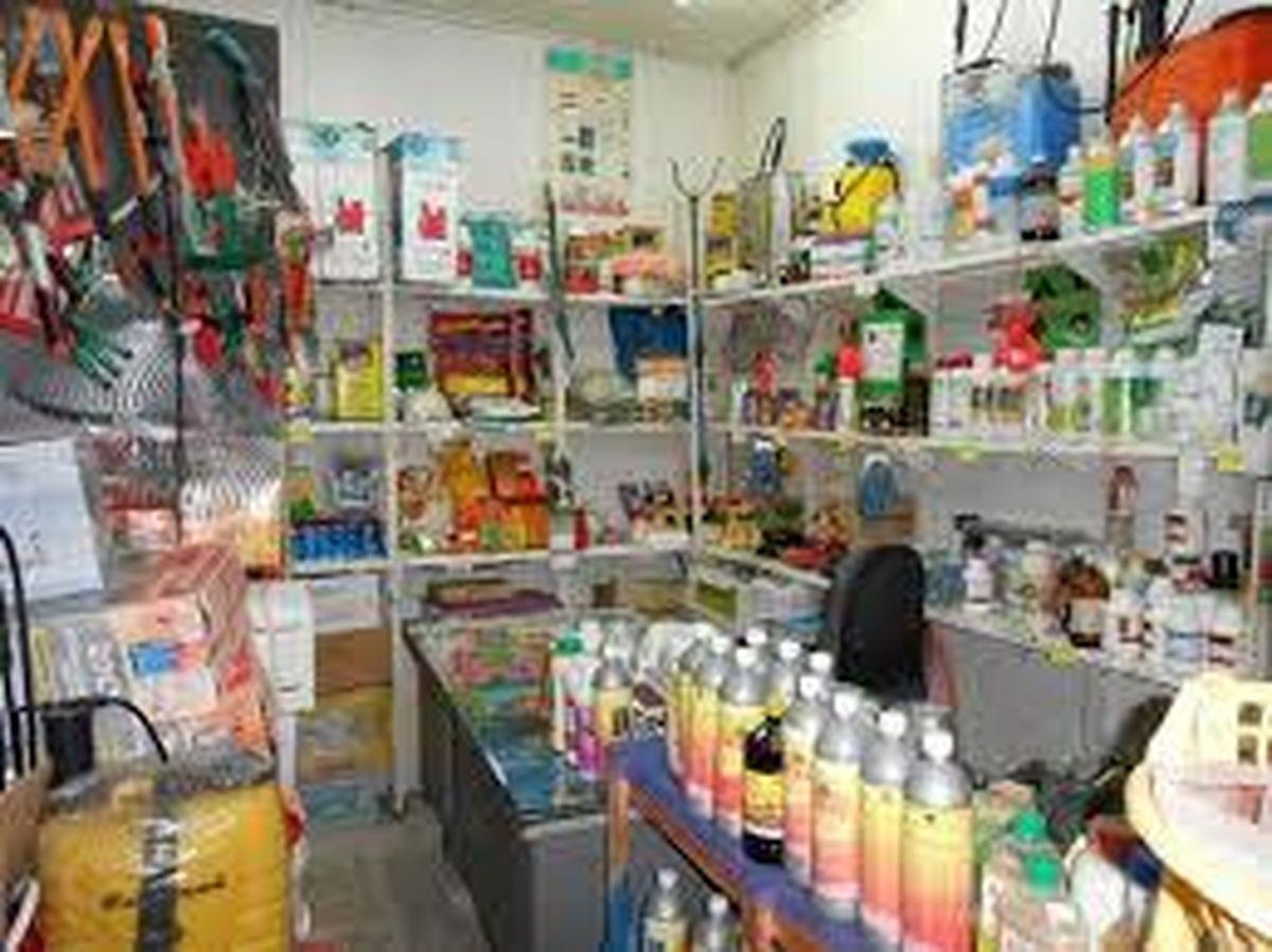 رصد و پایش از 28 فروشگاه سموم نباتی محمودآباد