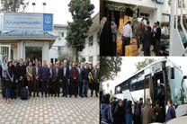 اعزام دومین تیم درمانی دانشگاه علوم پزشکی گیلان به کرمانشاه