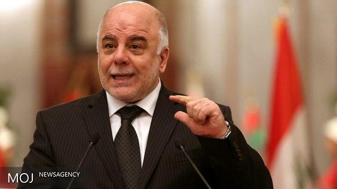 حیدر العبادی انتخاب لاریجانی را به ریاست مجلس تبریک گفت