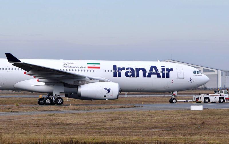 دو فروند هواپیمای ATR در فرودگاه مهر آباد به زمین نشست/تعداد هواپیماهای برجامی به 11 رسید