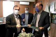 توافق همکاری مشترک محیط زیست خراسان رضوی و مرکز خیام در روز زمین پاک انجام شد