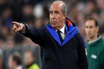 ونتورا: باید برابر اسپانیا منطقی بازی کنیم