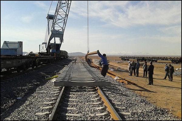 اتصال راهآهن کرمانشاه به خطوط ریلی عراق جهش بزرگ اقتصادی را به همراه دارد