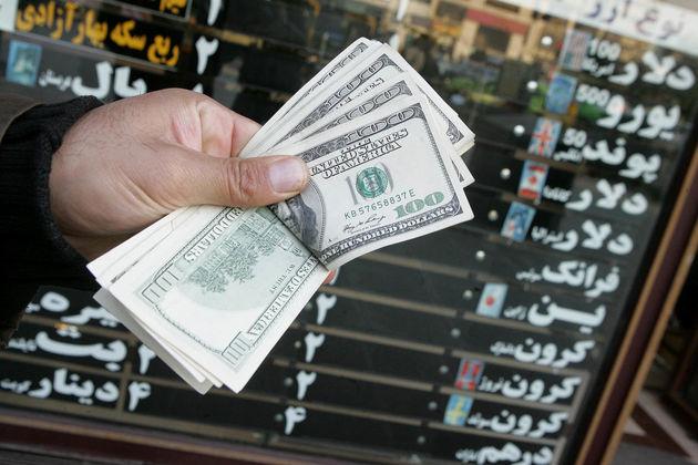ارزانی ۱۲ تومانی نرخ دلار در آغاز هفته