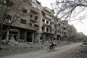 7 کشته در آتش سوزی یک آپارتمان در دمشق