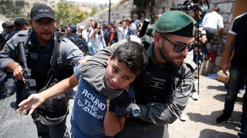 Zionist regime Forces kill 16 children in first half of 2019