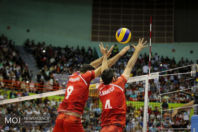 شکست تیم ملی والیبال ایران مقابل کانادا/ سومین شکست شاگردان ایگور