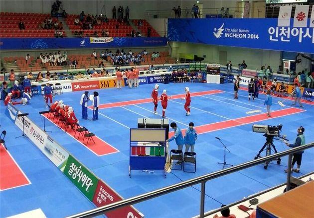 21 بازیکن به دومین اردوی تیم ملی کبدی بانوان دعوت شدند