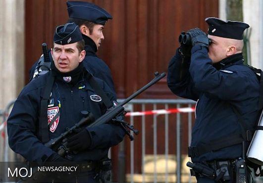 ۳ هزار نیروی امنیتی ذخیره فرانسه در آستانه سال جدید تحصیلی فراخوانده شدند