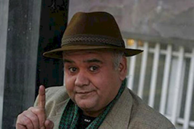 تصویر اکبر عبدی در نقش ترامپ!
