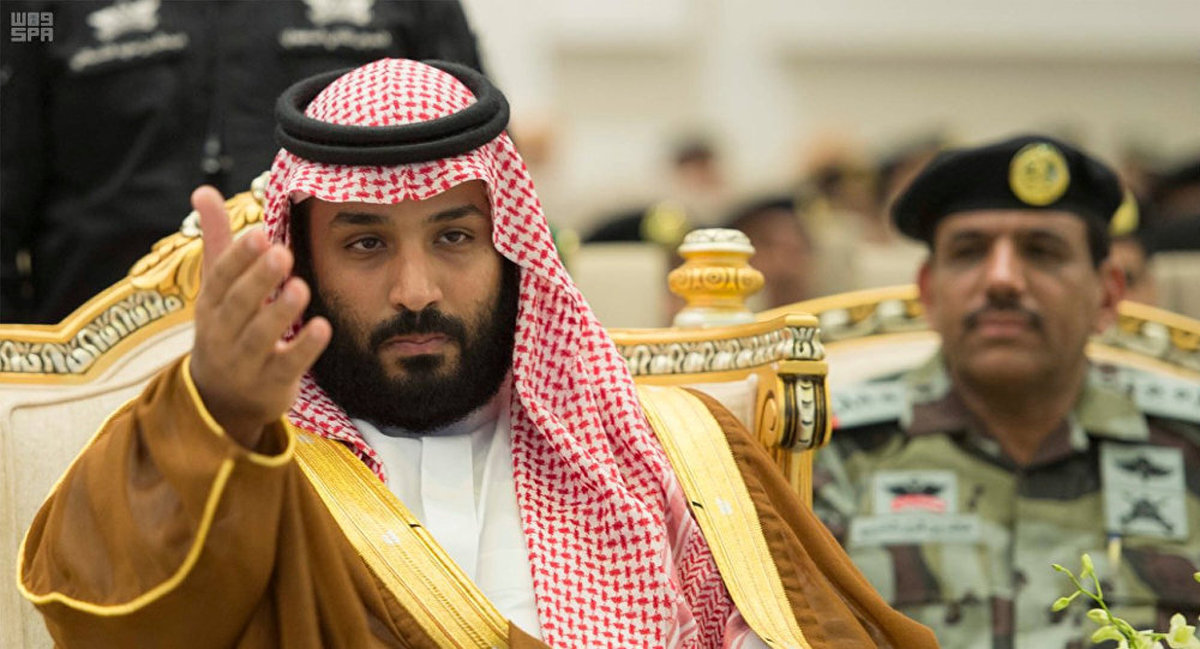 حق مجازات ولیعهد سعودی را محفوظ میدانیم