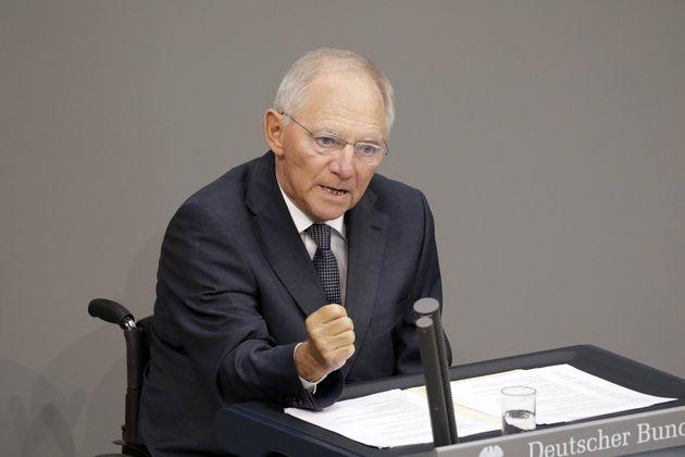 ولفگانگ شوبیله رئیس پارلمان آلمان شد