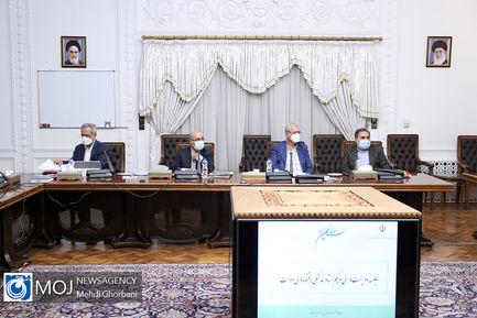 جلسه ستاد هماهنگی اقتصادی دولت
