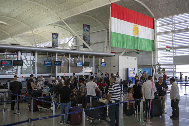 توافق اربیل و بغداد بر سر فرودگاه ها