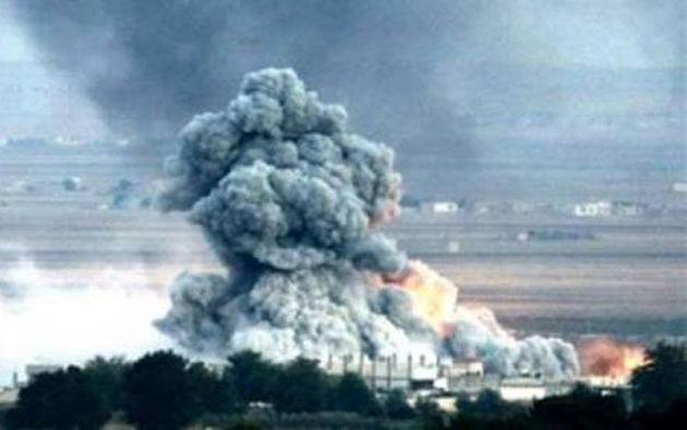 داعش کشته شدن اعضای خود در حمله آمریکا به افغانستان را تکذیب کرد