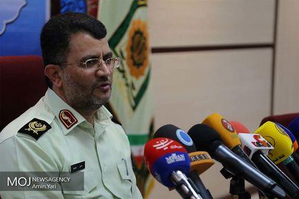 سردار حسن مهری فرمانده پلیس فرودگاه های کشور