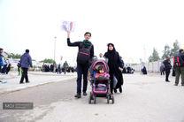 انتشار 150خبر از پیاده روی اربعین از زمان سفر خبرنگاران گیلانی به عراق