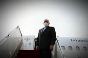 ظریف وارد اسلام آباد پایتخت پاکستان شد