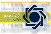 فهرست دریافت کنندگان ارز نیمایی و دولتی به روزرسانی شد
