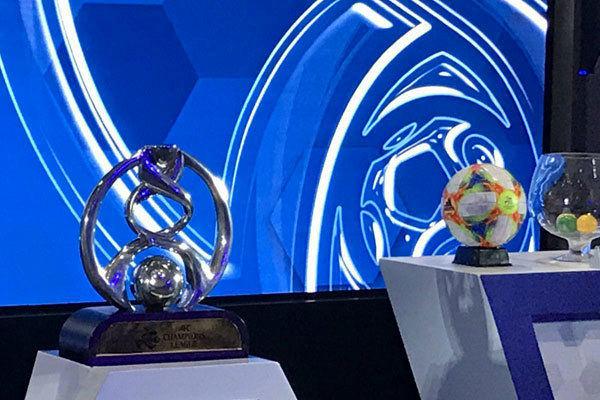 مرحله یک چهارم نهایی لیگ قهرمانان آسیا قرعه کشی شد