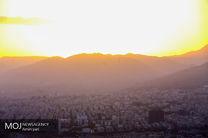 کیفیت هوای تهران ۱۲ خرداد ۹۹/ شاخص کیفیت هوا به ۷۶ رسید
