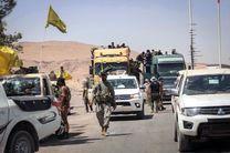 عملیات نُجَباء در مثلث مرزی عراق-سوریه-اردن
