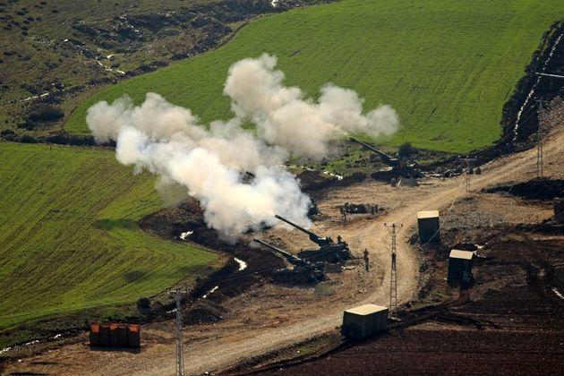 آمار کشته شدگان ترک در عملیات شاخه زیتون اعلام شد