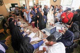 میزان مشارکت مردم در استان اصفهان بیش از ۷۳ درصد بوده است