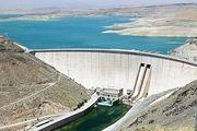 کاهش خروجی سد زاینده رود از بامداد امروز