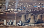 راه اندازی نیروگاه برق منطقه آزاد ماکو