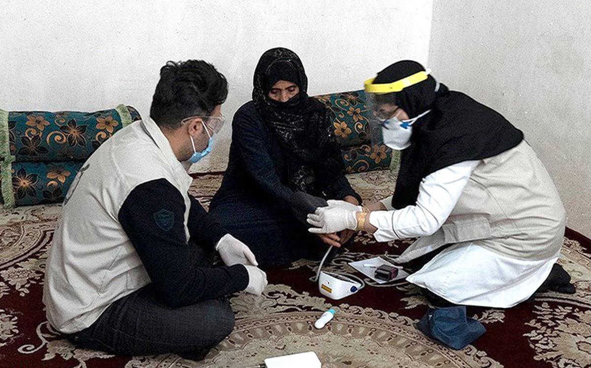 بسیج جامعه پزشکی برای واکسیناسیون ساکنان حاشیه مشهد