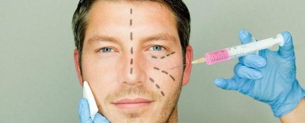 دلایل افزایش عمل زیبایی در بین مردان