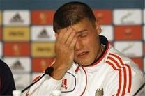 بازیکن کلیدی روسیه یورو را از دست داد