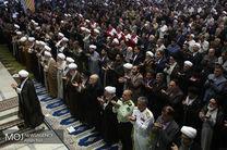 اولین نماز جمعه تهران در ماه مبارک رمضان