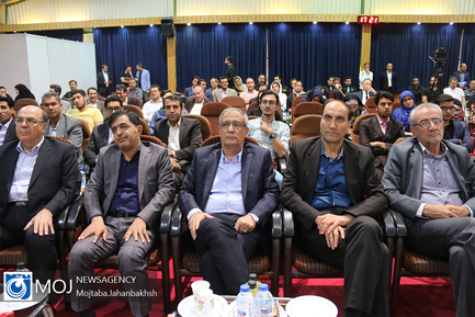 افتتاح بیست و دومین نمایشگاه جامع صنعت ساختمان در اصفهان