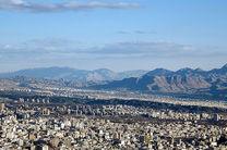 پیش بینی تداوم هوای پاک در تهران