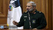 اظهارات سردار یزدی درباره جزئیات حمله تلافی جویانه ایران علیه آمریکا