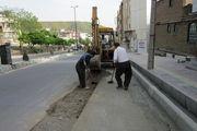 عدم صدور مجوز حفاری تا پایان تعطیلات نوروز  در سطح شهر سنندج