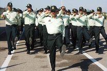 امینت ما مرهون تلاشهای  پرسنل زحمتکش نیروی انتظامی است