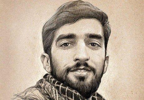 تندیس شهید حججی دوشنبه رونمایی می شود