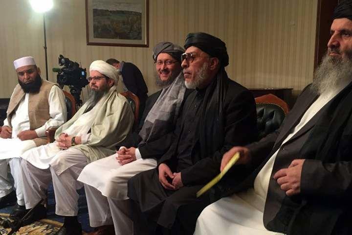 سفر گروهی از طالبان به ایران
