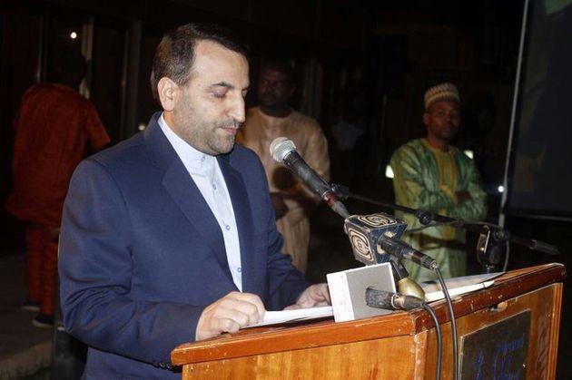 سفیر ایران در نیامی: ایران در زمینههای درمان، پزشکی و دانشگاهی در نیجر فعالیت دارد