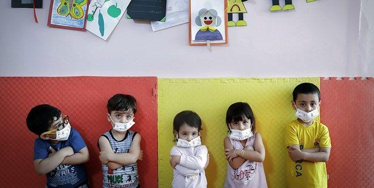 مهدهای کودک استان تهران تعطیل نیست/ کودکان مادران شاغل پذیرش می شوند