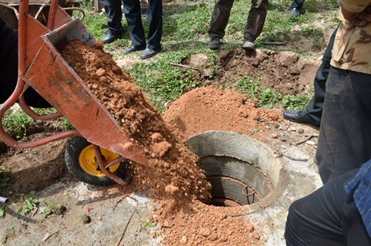 کشف و انسداد ۲۶ حلقه چاه غیر مجاز در محدوه مشهد