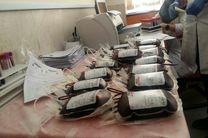 افزایش 40 درصدی اهداکنندگان خون در تاسوعا و عاشورا در کرمانشاه