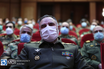 اختتامیه دومین جشنواره ملی ایده پردازی نیروی زمینی ارتش