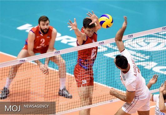 صربستان به مرحله فینال لیگ جهانی راه یافت