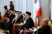 دشمن هرگز نخواهد توانست با توطئه و فتنه پیوند ایران و عراق را از هم بگسلد