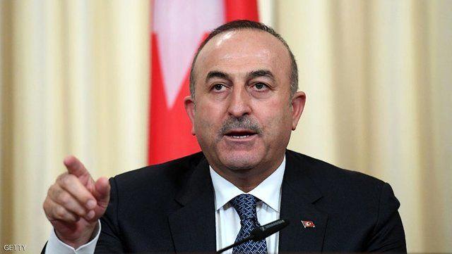 سفر وزیر خارجه ترکیه به تهران